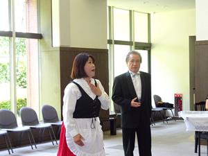 多摩オペラ研究会「発表会」